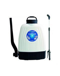 Pulverizador de Espalda Uniqa 16 Litros, eficiente, resistente, asegura un rociado constante y prolongado sin trabajo.