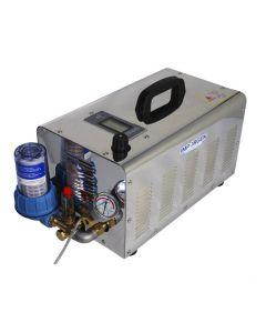 Enfriador MIST Portatil profesional. Sistema enfriamiento con nebulizacion de agua. Generacion de neblina. Ideal para bajar temperatura y generar humedad. Equipo Portatil. Kit de instalacion. Nebulizador.