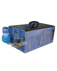 Sistema enfriamiento con nebulizacion de agua. Generacion de neblina. Ideal para bajar temperatura y generar humedad. Equipo Portatil. Kit de instalacion