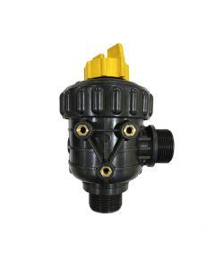 "Filtro Asp.1"" 1/2 50m 120 lt.c/Valvula ALT"