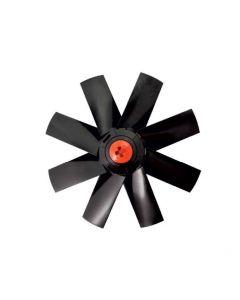 Hélice 8 aspas con diámetro de 900 mm, ideal para grupo de aire de equipo suspendido y arrastrado.