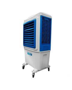 Enfriador Aire Evaporativo Ventilador Delft Blue de aire ideal para espacios abiertos, disminuye la temperatura del ambiente mediante la evaporación del agua