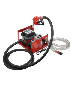 Kit trasvasije petróleo 220V 60 l/min con pistola y medidor