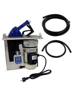 Kit trasvasije Adblue 220V 40l/min con pistola y medidor
