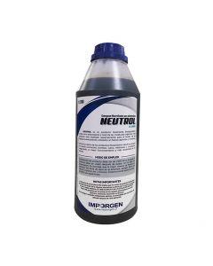Neutrol es un producto líquido, totalmente biodegradable. Actúa como antioxidante a nivel de las moléculas orgánicas. Diseñado para el lavado de los equipos pulverizadores utilizados en faenas agrícolas y forestales.